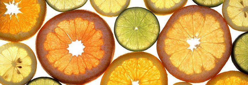 Citrus: Sweet Orange, Mandarin and Lime